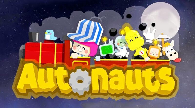 Autonauts | Где лежат ? сохранения